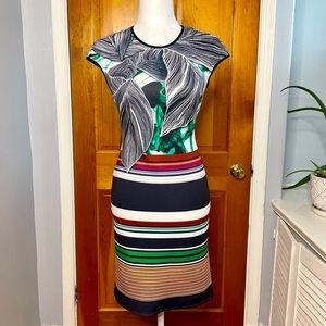 Neoprene Scuba Dress
